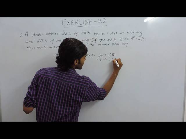 Exercise 2.2 Question 6 NCERT/CBSE Solutions for Class 6th Maths (Whole Numbers)