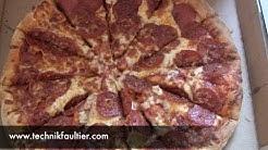 Domino's Pizza online bestellen und mit PayPal bezahlen