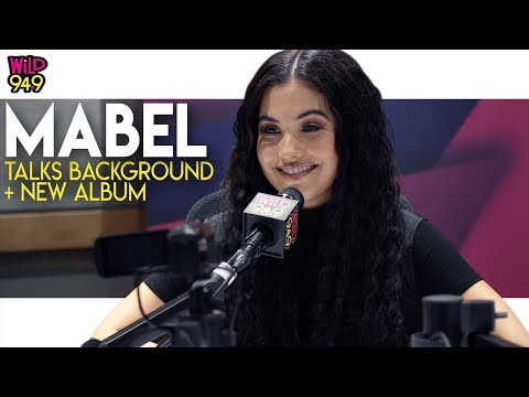 Trending in the Bay - Mabel Talks About Her Background + New Album