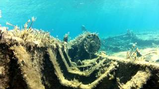 Snorkeling the Accelo Wreck with Latchi Watersports Centre