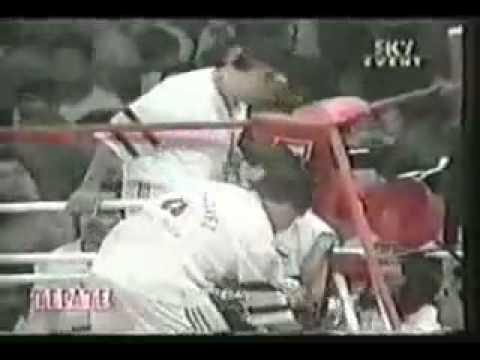 Julio Cesar Chavez Jr Vs Jorge Maromero Paez Jr