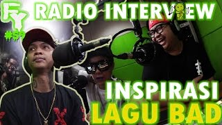 vuclip Inspirasi Lagu 'BAD - Young Lex ft. Awkarin' - Forever Young Eps. 59