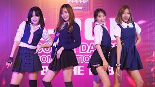 Download lagu 170716 [4K] UZI cover BLACKPINK - Intro + AS IF IT'S YOUR LAST (Ft. BOOMBAYAH) @ The Hub 2017 (Au)