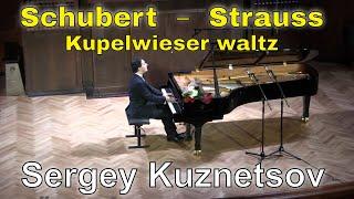 Franz Schubert — Kupelwieser-waltz, D. Anh. I/14, arr. Richard Stra...
