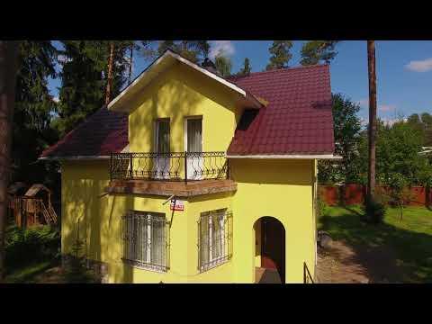 Загородный дом п.Вырица Гатчинский район Ленинградская область