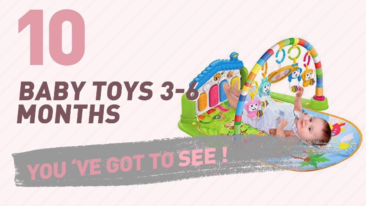 Baby Toys 3 6 Months Uk Top 10 Collection New Popular 2017