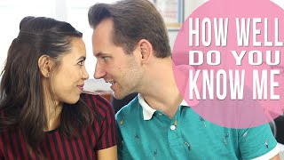 How Well Do You Know Me? ft. Matthias | Amanda Faye