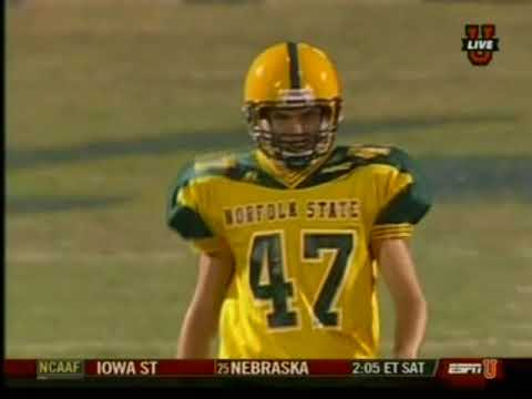 promo code 84d39 252b1 2007 MEAC Football: Norfolk State Spartans @ North Carolina A&T Aggies