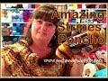 Amazing Stripes Poncho Crochet Pattern