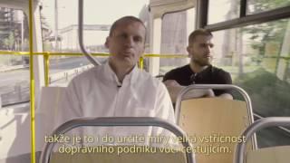 Ostrava – pípneš a jedeš aneb jak se jezdí bezkontaktně