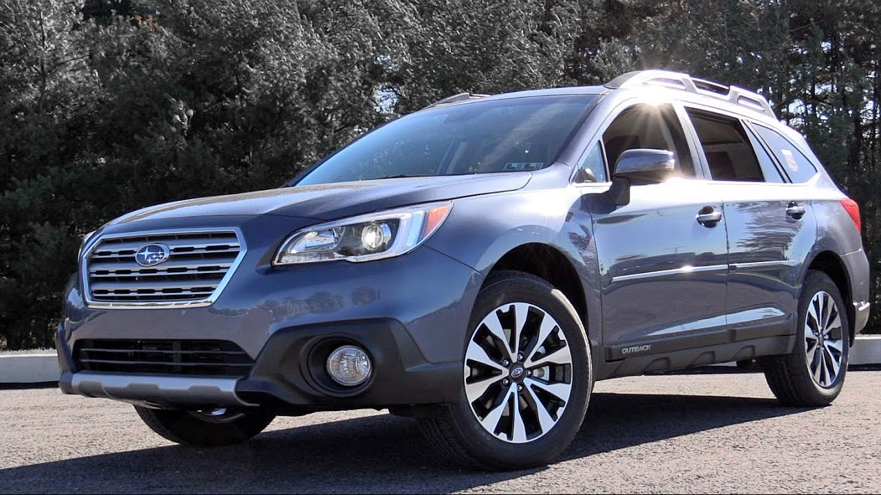 2017 Subaru Outback Review You