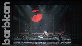 Transposing the action to a 16th-century samurai world, Ninagawa's ...