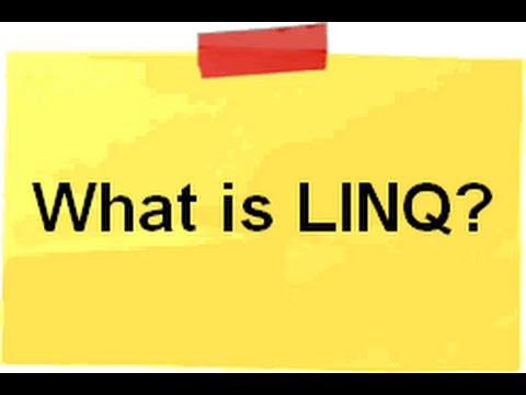 What is LINQ?