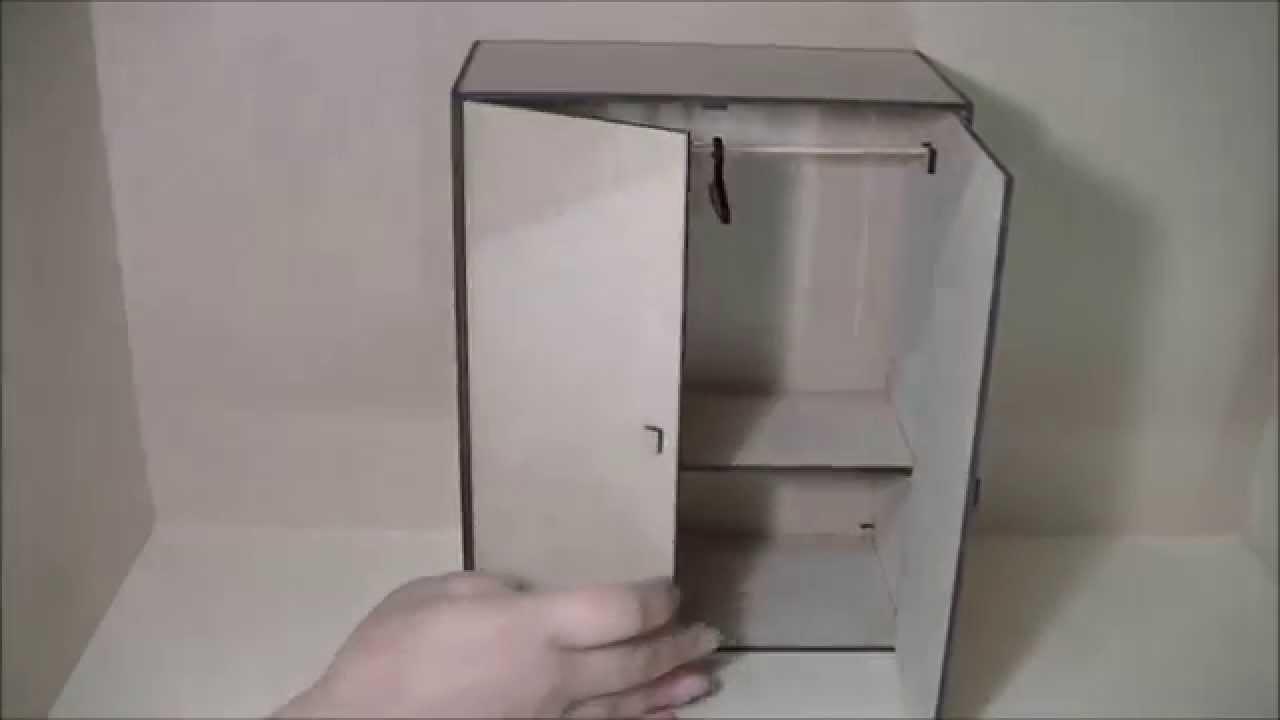 Armario Para Casita De Mu 241 Eca En Fibrofacil Youtube