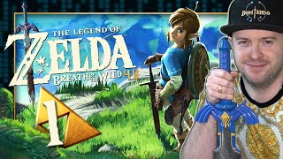 THE LEGEND OF ZELDA BREATH OF THE WILD 🌳 #1: Die Wildnis von Hyrule in 4K