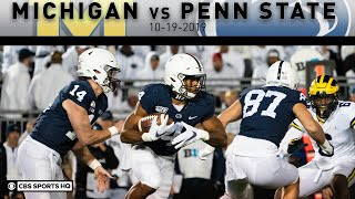 Penn State takes care of Michigan 28-21 at the annual White Out | Highlights & Recap | CBS Sports HQ