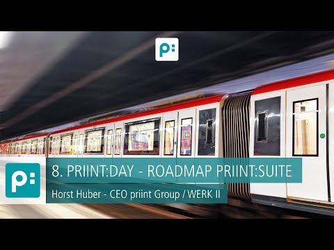 Roadmap priint:suite -