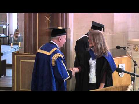 University of Surrey 2010 graduation Faculty of Health and Medical Sciences 3