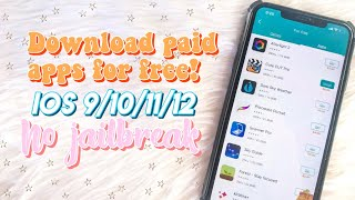 How to download PAID APPS for FREE 2019 | NO JAILBREAK