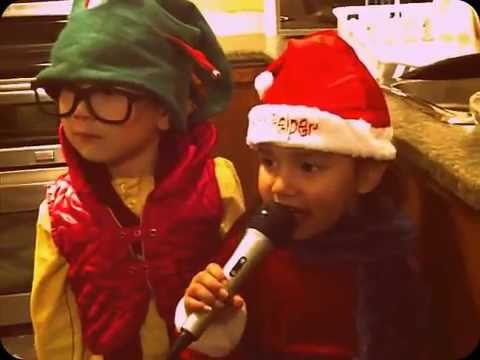 Christmas song in ojibwe