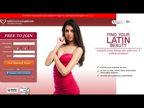 Free latin dating site