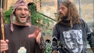 Cena con delitto al Castello di Gropparello
