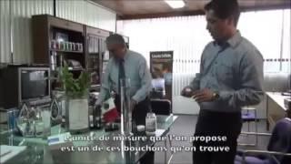 Technologie   L'eau solide de l'ingénieur Sergio Rico pourrait révolutionner l'agriculture mondiale