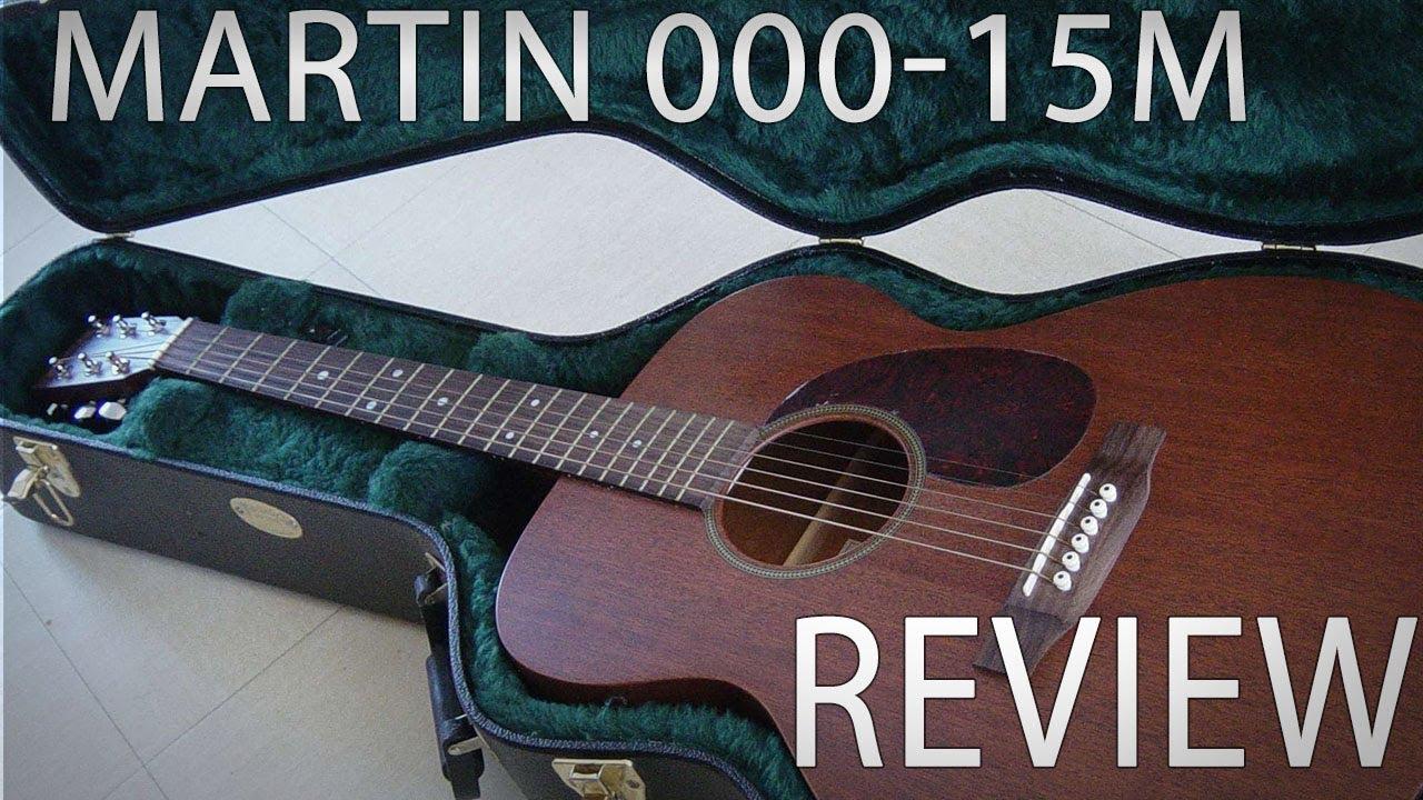 martin 000 15m acoustic guitar review demo youtube. Black Bedroom Furniture Sets. Home Design Ideas