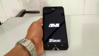 Hard reset Asus Z010D Zenfone Max Black