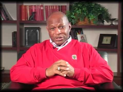 A Holiday Message From Archie Griffin