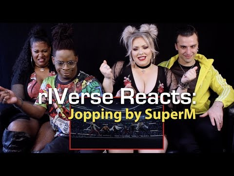 rIVerse Reacts: Jopping by SuperM - M/V Reaction