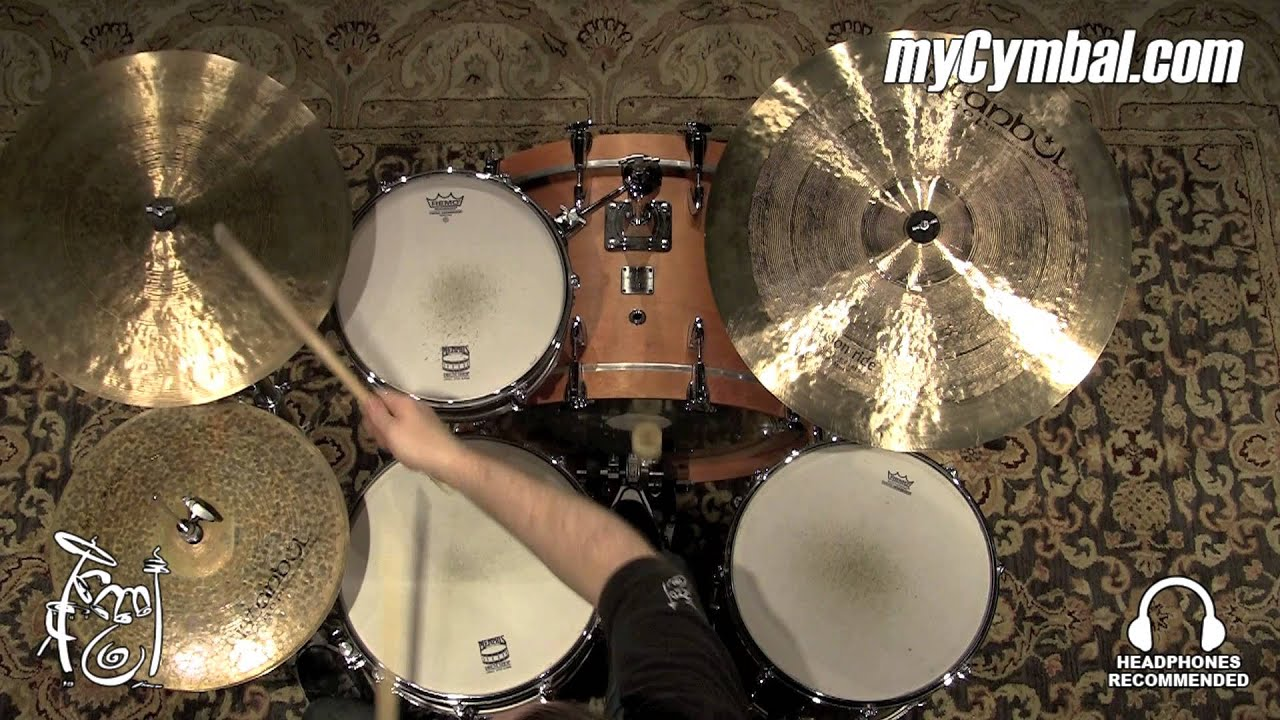 istanbul agop 18 30th anniversary crash cymbal 1280g 30th18 1071515a youtube. Black Bedroom Furniture Sets. Home Design Ideas