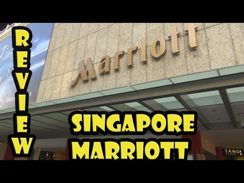 Marriott Singapore Booking