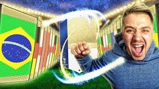 10X IKON W OTWIERANIU PACZEK ! FIFA 18 / DEV