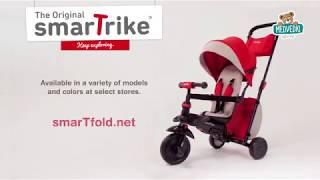 Otroški zložljivi tricikel smarTfold 7v1 smarTrike