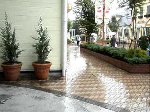 P5030001AVI雨の日の城島遊園地
