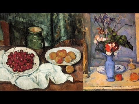 Paul Cézanne, Still Lifes - Origins of Modern Art 4