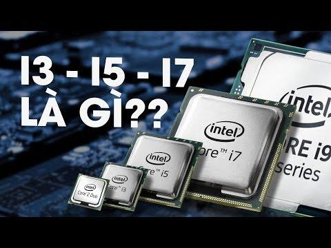 TẤT TẦN TẬT Về CPU Core I Của Máy Tính? | Core I3, Core I5, Core I7 KHÁC GÌ NHAU???