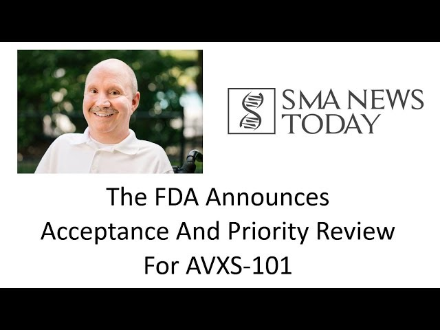 The Morale Monologue #14  - The FDA Announces Acceptance And Priority Review For AVXS 101