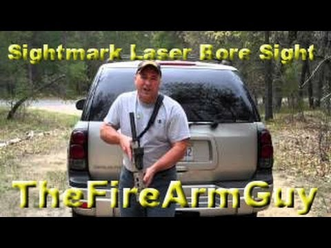 Sightmark Laser Bore Sight for .223 ARs - TheFireArmGuy