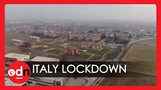 Italy in Lockdown as Coronavirus Spreads to Europe