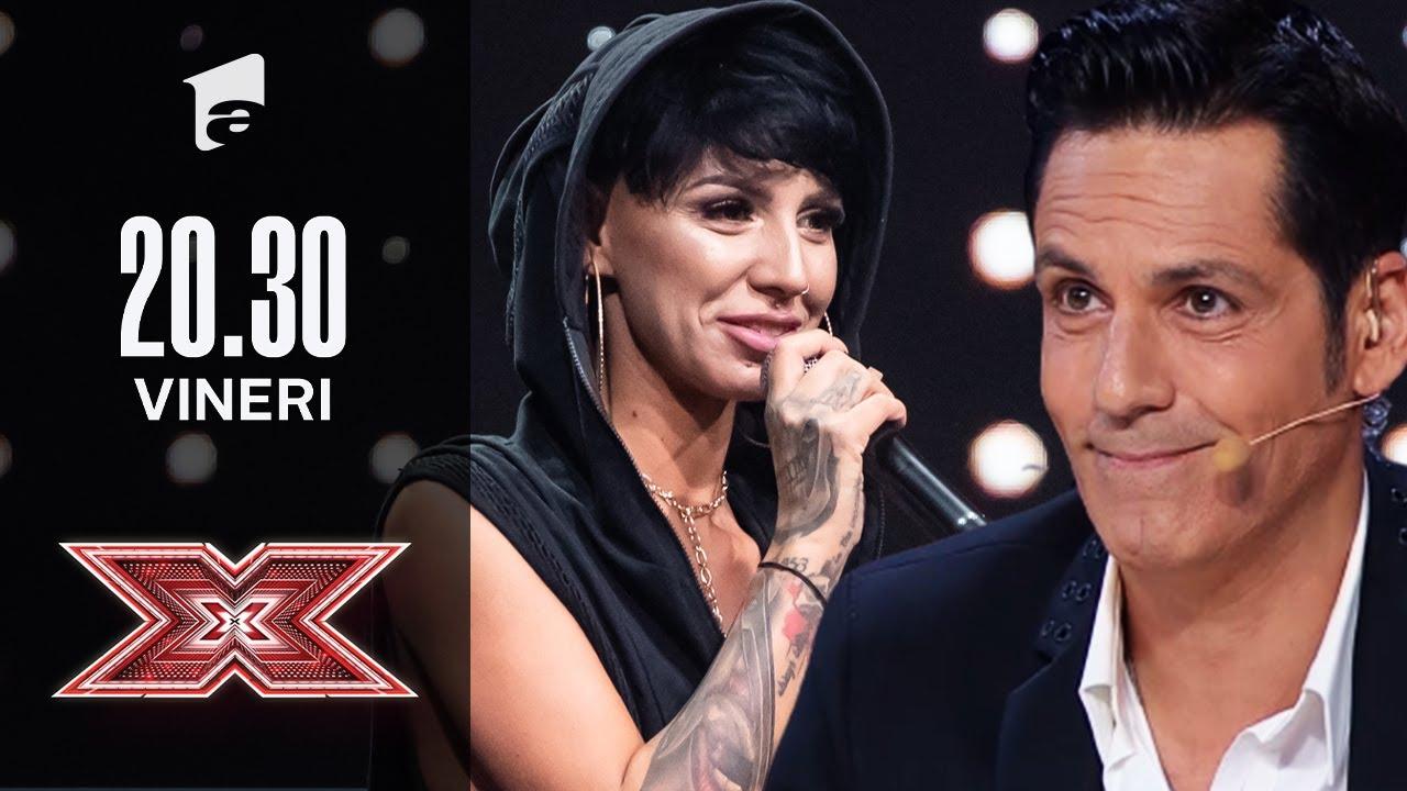 Moment emoționant oferit de Cristina Gheorghe! Vezi cum a cântat pe scena X Factor!