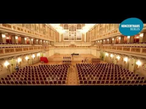 Konzerthaus Berlin: Dinner im Großen Saal