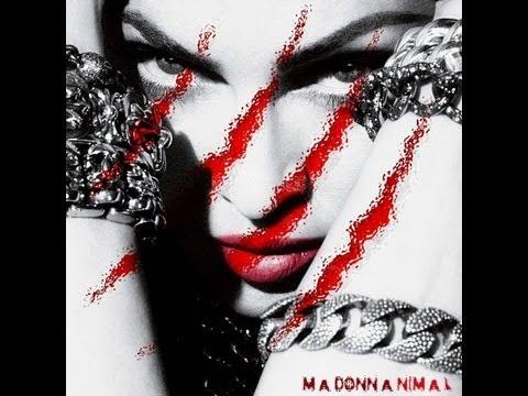 MADONNA - Animal - Full album