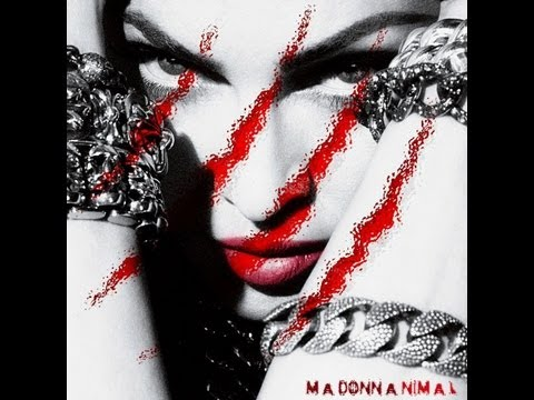 MADONNA - Animal - Full album
