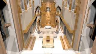 Catedral de Mallorca - La Reforma de Antonio Gaudí