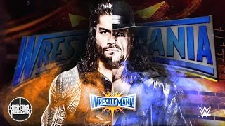 """2017: WWE WrestleMania 33 2nd Official Theme Song - """"Like a Champion"""" ᴴᴰ"""