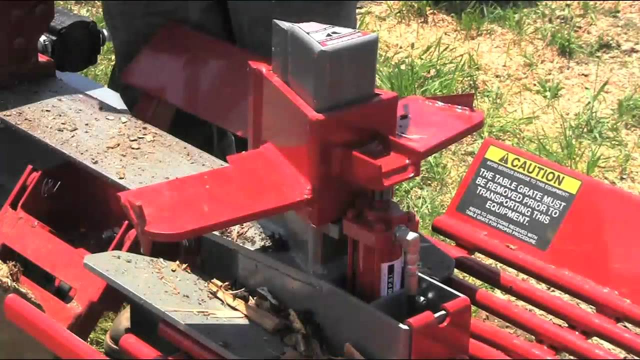 Locator Tw 6 : Timberwolf tw log splitter youtube