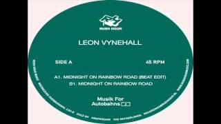 Leon Vynehall - Midnight On Rainbow Road (Beat Edit)