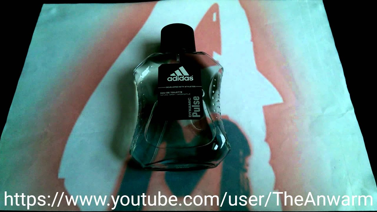 Adidas Dynamic Pulse Mens Fragrance Edt Review Youtube